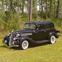 Photo of 1935 Hudson Terraplane car