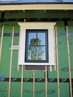 House Window Trim