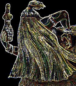 Omulu Obaluaê - Saudação: Atotô-Ajiberô