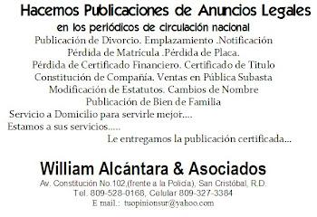 Publicaciones de Anuncios
