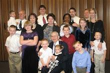 The Harmston family