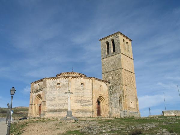Iglesia de la Vera Cruz de Segovia