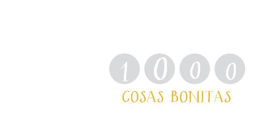 1000 cosas bonitas