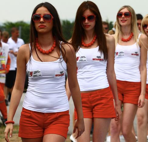 MotoGP Grid Girl Gallery: Motegi 2011 | Visordown