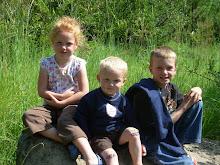 3 Cute Kids August 2009