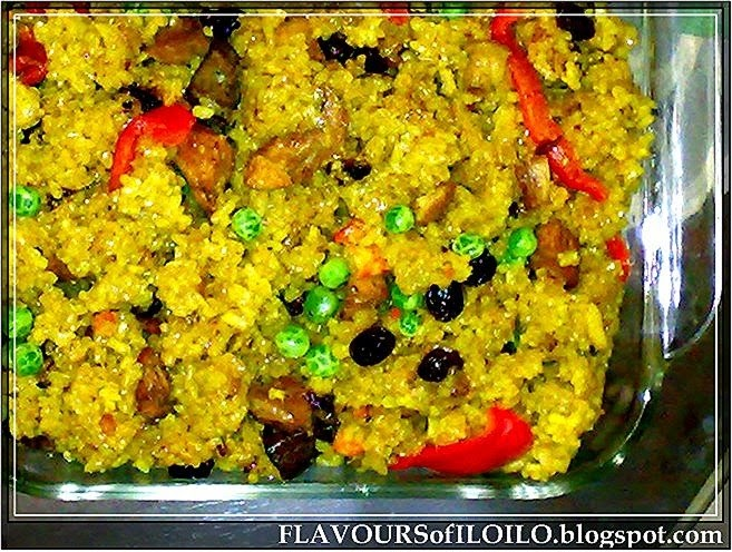 Recipe >> Valenciana | FLAVOURS OF ILOILO
