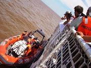 SIMULACRO DE DERRAME EN EL RIO DE LA PLATA