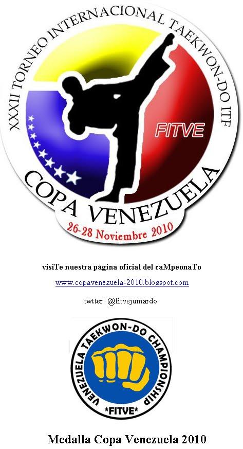 .... CoPa VeneZuela caracas 2010 ....