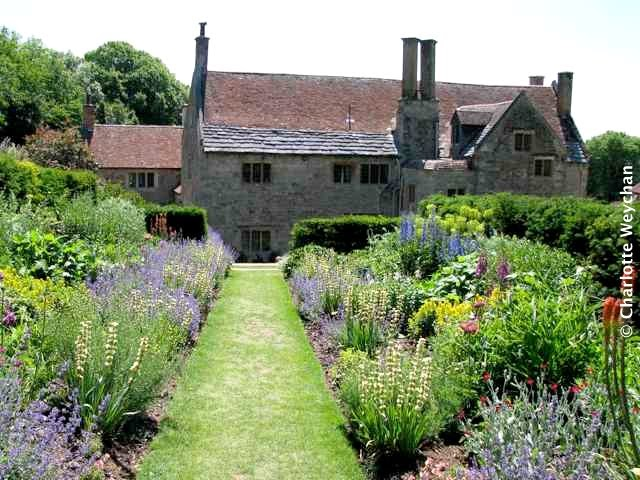 The Galloping Gardener To The Manors Born Mottistone
