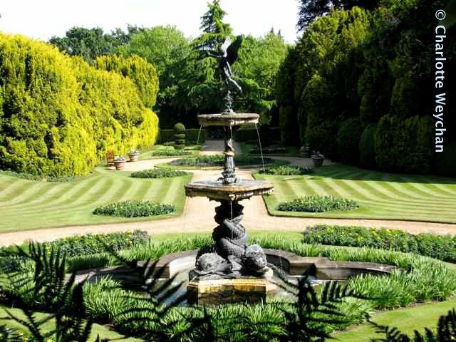 The galloping gardener grand gardens of britain ascott for Grand designs garden