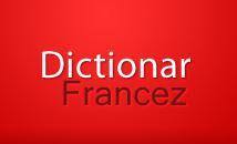 Dictionar Francez