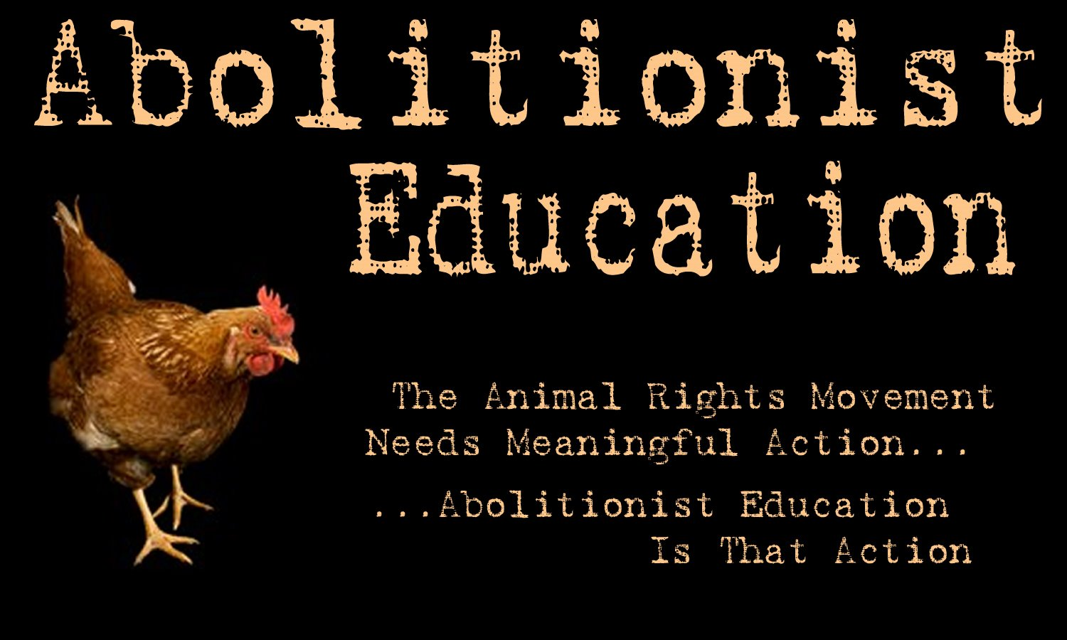 Abolitionist Education