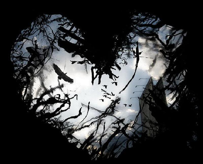 emo love heart pictures. Emo Love Wallpapers For