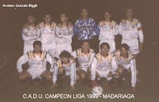 Campeón 1999
