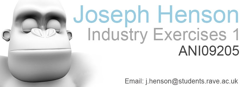 Joseph Henson Industry Exercises 1
