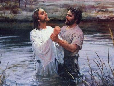 La autoridad de Jesús Bautismo