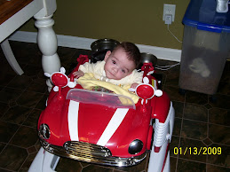 Braden's car
