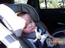 Braden's Big Boy carseat