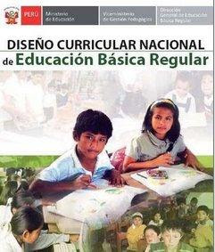DISEO CURRICULAR NACIONAL