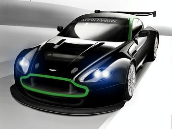 Auto Racing Photos on Aston Martin Racing Ha Revelado La Primera Imagen De Su Nuevo Auto De