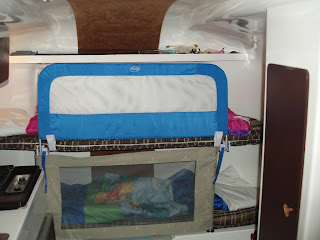 You Say Dont Have Kids And Need Bunk Beds Well No Problem This Camper Is Perfect For A Couple Or Single Take The Sofa Cushions Out