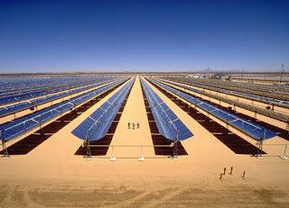 Parabolic Trough Solar Field Technology