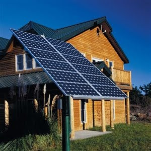 Building A Solar Powered Home