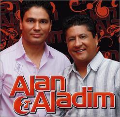Baixar CD  Alan e Aladim   Prévia CD (2010)