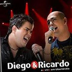 Diego e Ricardo ao vivo  em Uberlandia