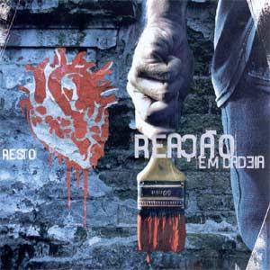 Baixar CD Capa Reacao em Cadeia   Resto (2004)