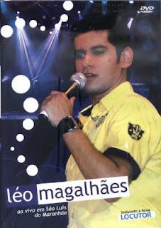 Baixar CD Capa Léo Magalhães Show (2008)