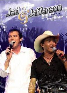 Baixar CD Capa Jad e Jeferson DVD Ao Vivo (2008)