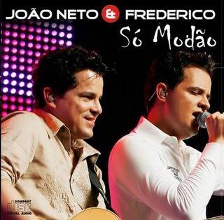 Baixar CD Capa João Neto & Frederico   Só Modão 2 (2009)