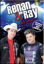Baixar CD Capa Renan e Ray Ao Vivo   Previa Cd (2010)