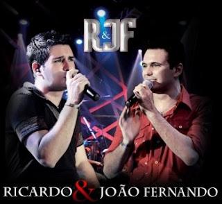 Baixar CD Capa Ricardo e João Fernando   Fala Tchau Pra Mim (2010) MÚSICA NOVA