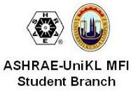 ASHRAE-UniKL MFI Student Branch