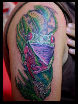 tatuajes rana. TATTOO POLAKO