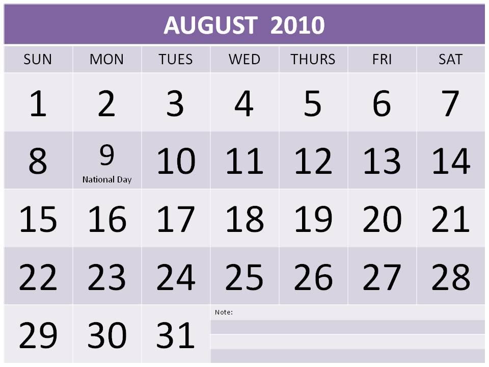 calendar 2010 august. August+2010+calendar+