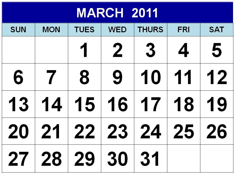march calendar 2011 australia. Calendar+of+march+2011+