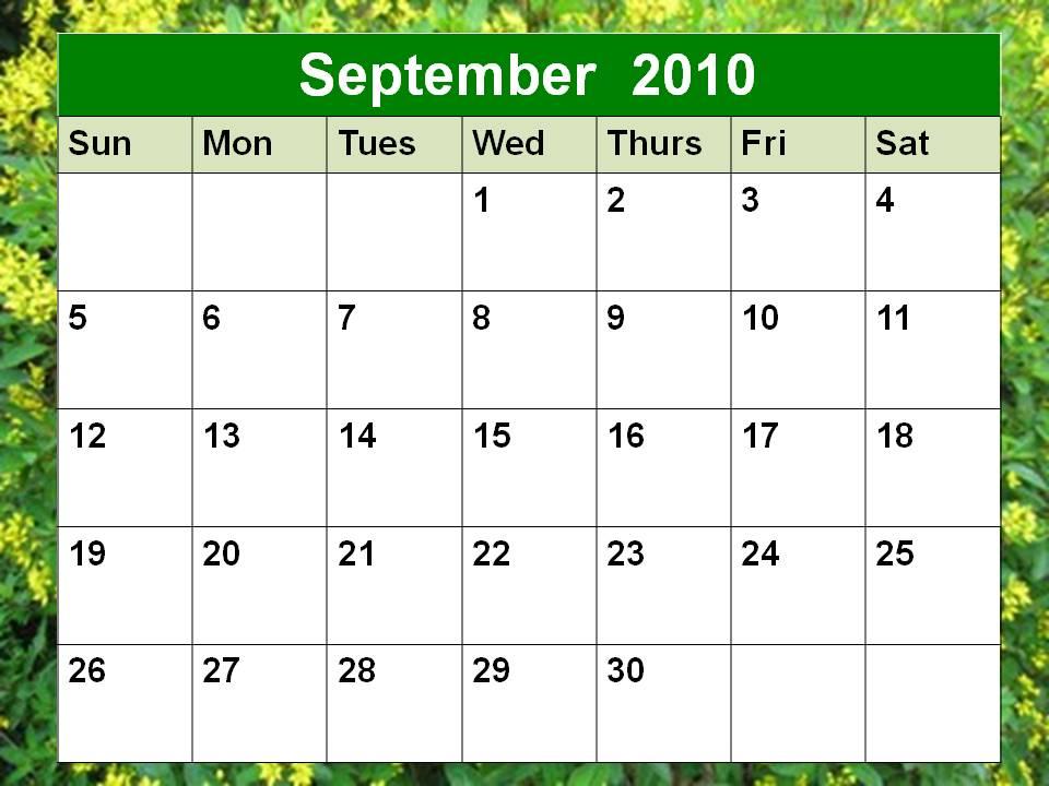 june 2010 calendar. june 2010 calendar may