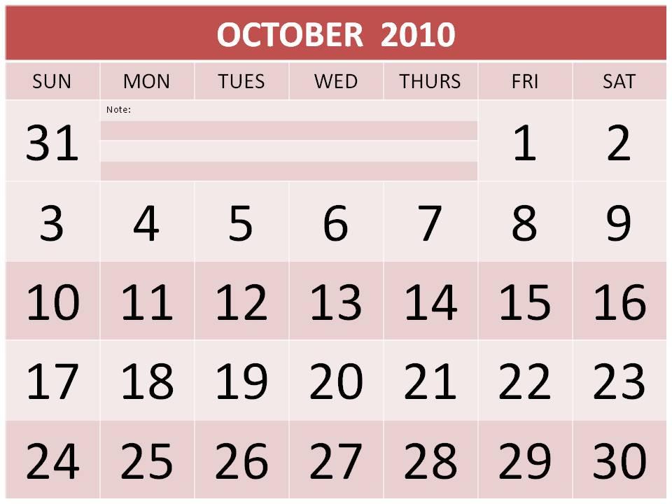 october 2010 calendar printable. October+2010+calendar+