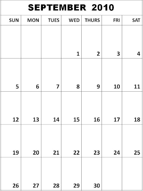2010 monthly calendar printable. yearly calendar 2010 printable