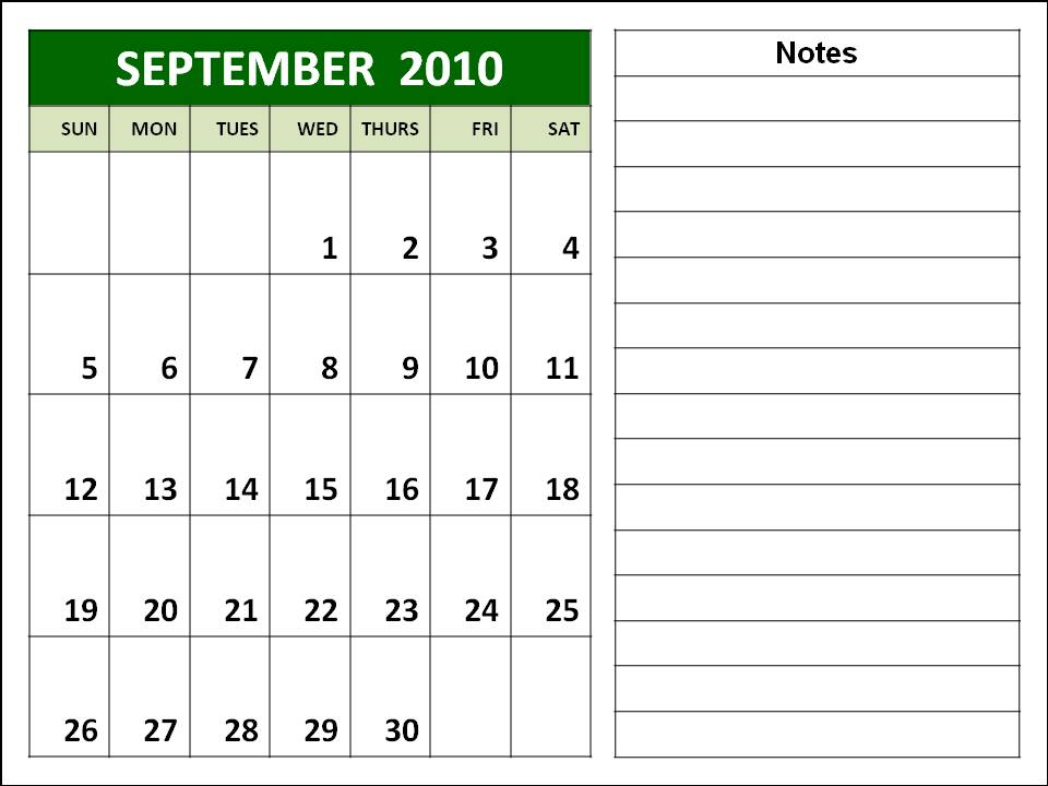 calendar 2010 august. august 2010 calendar blank 8 x