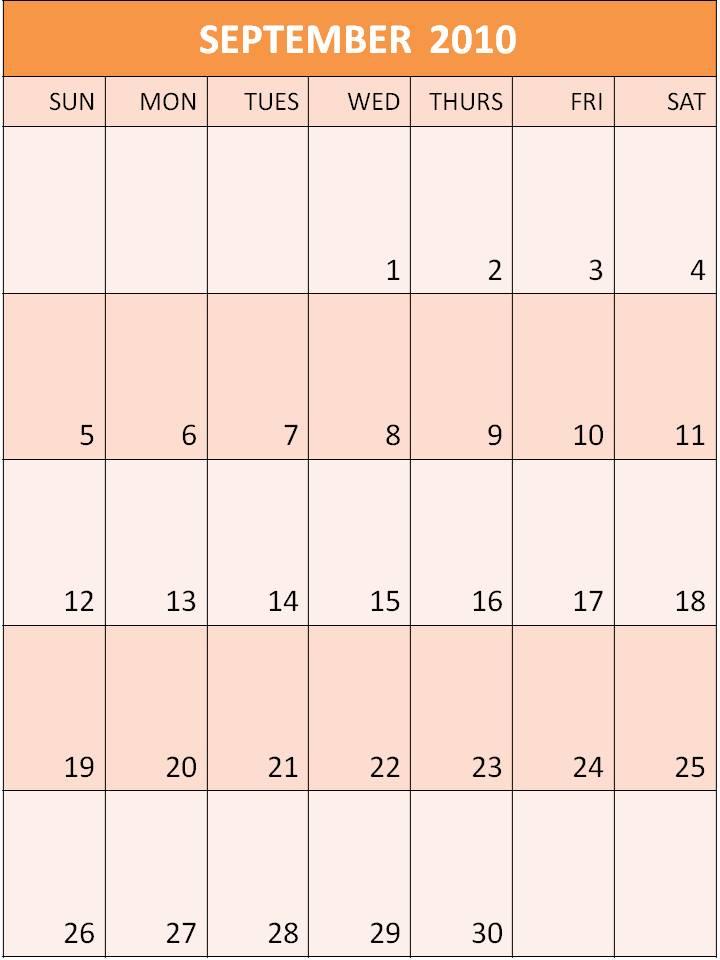 january 2010 blank calendar. april 2010 blank calendar.