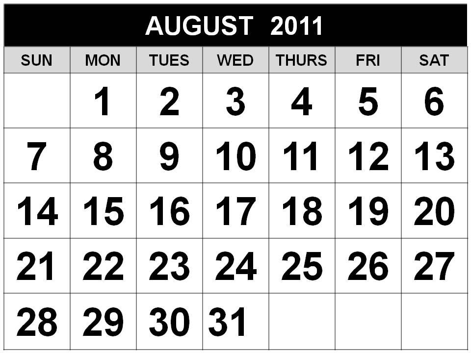 july 2011 calendar canada. july august 2011 calendar.