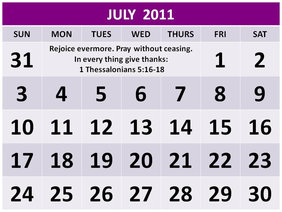 july 2011 calendar with holidays. July+2011+calendar+with+