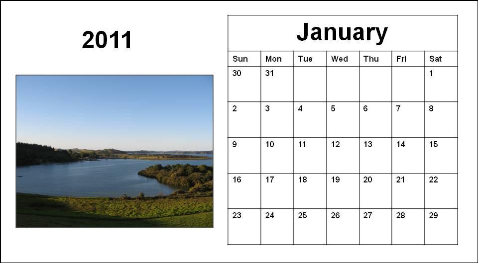 free printable blank calendars 2011. microsoft calendar 2011 free