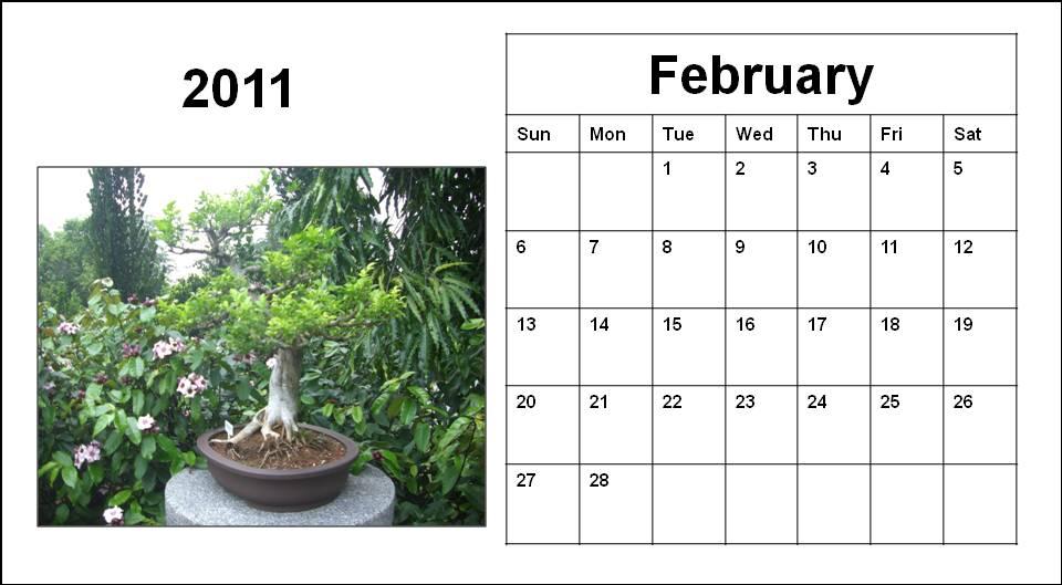 blank calendar template 2011. lank calendar template