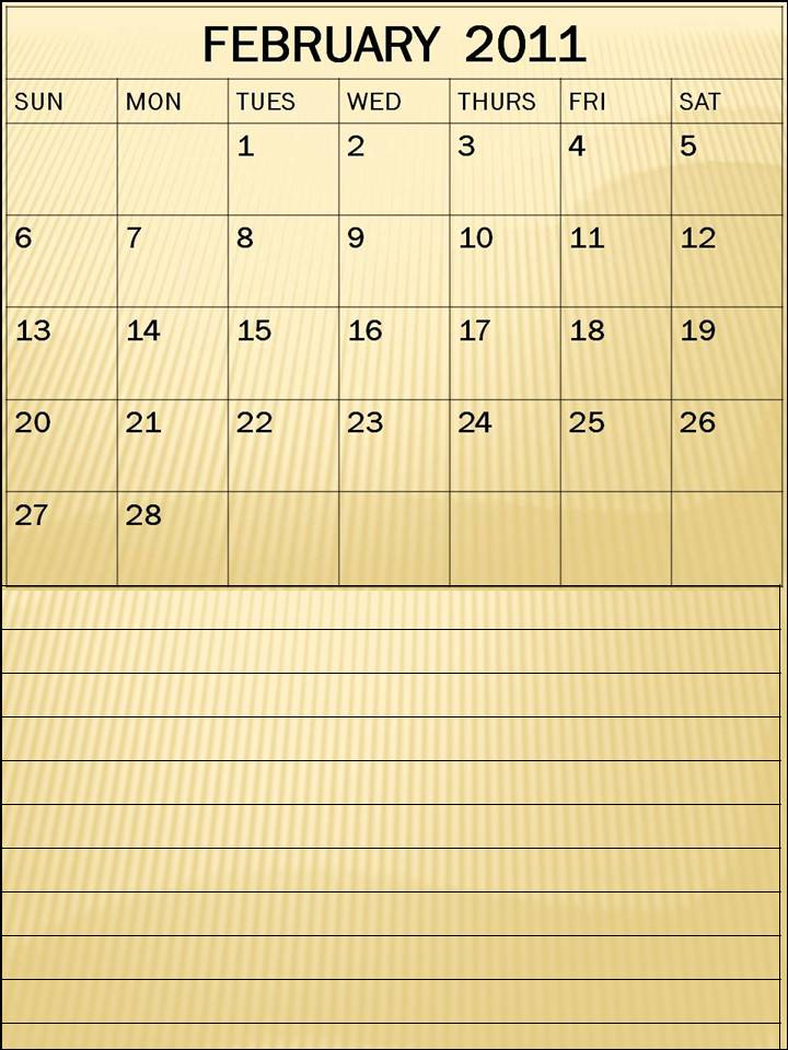2011 monthly planner template. Monthly Planner Template