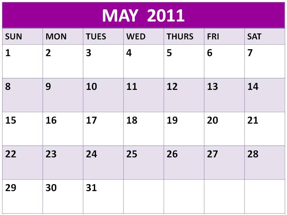 Calendar April 2011 : April calendar canada fashion online magazine